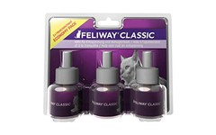 Feliway Diffuser 30 Day Refill Pack of 3