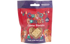Cupid & Comet Cheese Biscuits for Dogs 40g