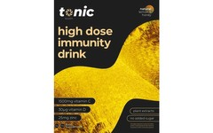 Tonic Health Lemon & Honey Sachets Pack of 10