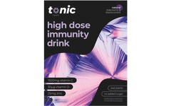 Tonic Health Elderberry & Blackcurrant Sachets Pack of 10