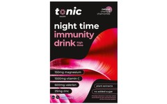 Tonic Health Cherry & Chamomile Night Time Sachets Pack of 7