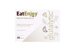 EatEnjoy Glutalytic Capsules Pack of 20