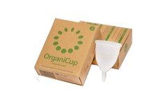 OrganiCup Menstrual Cup Size A