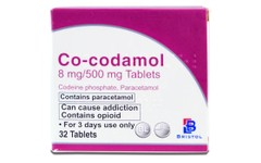 Co-Codamol 8mg/500mg Tablets Pack of 32