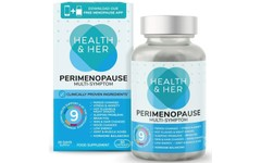 Health & Her Perimenopause Capsules Pack of 60