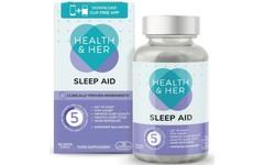 Health & Her Sleep Aid Capsules Pack of 30
