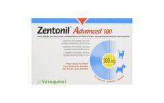 Zentonil Advanced Tablets 100mg Pack of 30