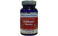 Day Lewis Children's Vitamins Chewable Tablets Pack of 60